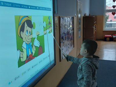 Dobranocki zdawnych lat-Pinokio
