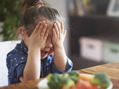 Neofobia żywieniowa czyli apetyt rośnie wmiarę jedzenia