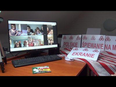 Polskie śpiewanie namałym ekranie